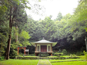 尾山釈迦堂