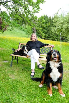 Angelika Langer von der Naturheilpraxis Langer im Allgäu