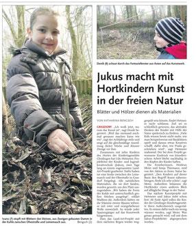 HAZ / Leine-Nachrichten v. 01.04.2010