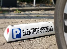 E-Ladesäulen bei Elektro Wollmer in Pforzheim