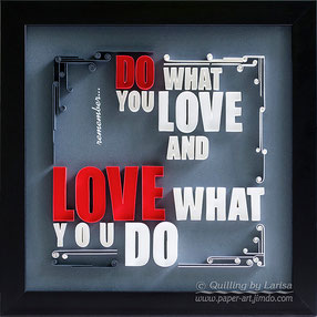 quilling, quilling art, paper, paper art, design. wall art, quilling wall art, love , Etsy, любовь, квиллинг, бумага, дизайн