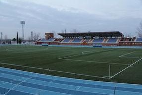 Polideportivo Dehesa de Navalcarbón. Las Rozas