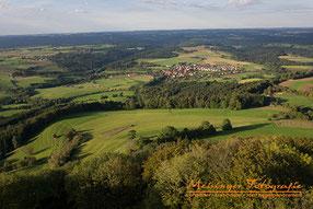 Luftbild Rutesheim, Stuttgart und Umgebung