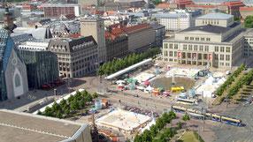 Leipzig SachsenBeach Luftaufnahmen Drohne