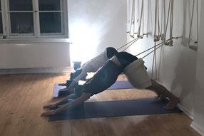 Susanne Schütte-Steinig Iyengar Yoga Privatstunden Schwabing