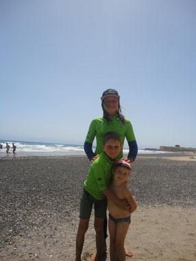 I nostri piccoli surfisti