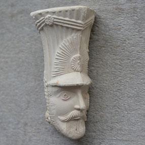 Huzaar of soldaat, ca tweede helft 1800, Gouda