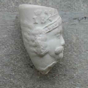 Gekroonde IB, Jan Boot Gouda, ca  1700-1740