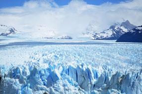 Perito Moreno Patagonien selbstorganisiert