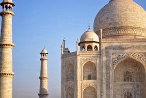 Agra Kulturschock Taj Mahal Roadtrip