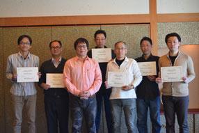 JEX-DRT認定コーチのライセンスを取得した塾長先生たち