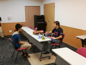 りょうが変わるきかっけになった、夏合宿での河原塾超との個別コーチング
