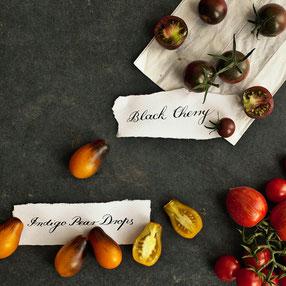 Auch bei den Tomaten habe ich neue Lieblingssorten entdeckt