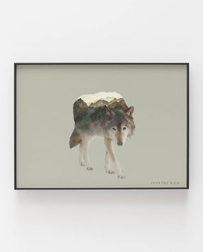 wolf poster 1402