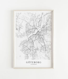 Göteborg Karte