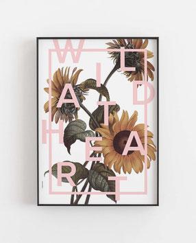Typo Poster Skandinavien