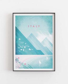 italien Poster Print Wandbild
