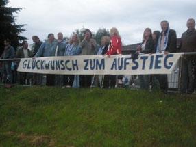Aufstieg 2008/2009