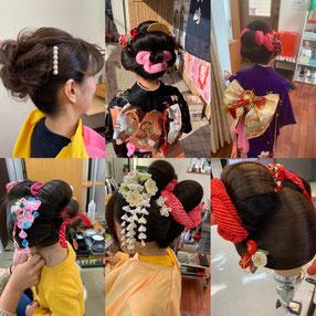 豊橋、豊川、湖西地区での日本髪ができる美容院 Liviムラタ