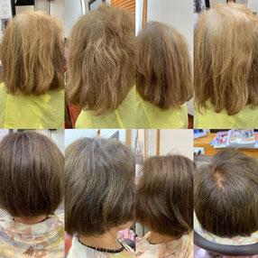 髪質がよくなる理美容室Liviムラタ