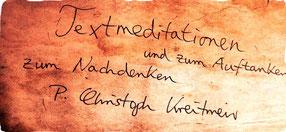 Psalm 126 Christoph Kreitmeir