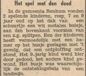 3-5-1945 Nieuwsblad van het Zuiden