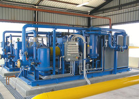 atex blowers - biogas