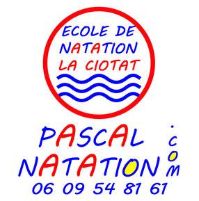 Ecole de natation enfants à La Ciotat piscine Pascal Natation