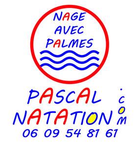 Nage avec palmes à La Ciotat avec Pascal Natation