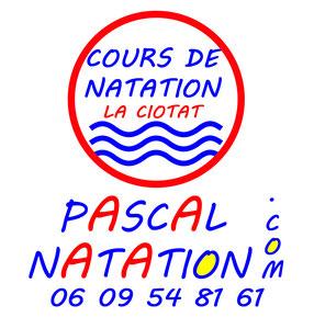 Cours de natation à la piscine de Pascal Natation La Ciota