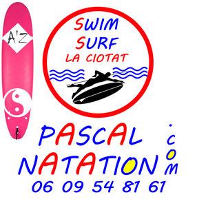 Perfectionnement natation pour le surf avec votre coach