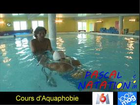 cours de natation et Aquaphobie pour adultes à la Ciotat