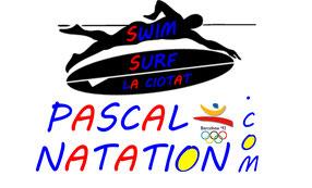 Nage surf à La Ciotat avec Pascal Natation en cours particulier