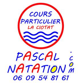 Cours particulier de natation à La Ciotat piscine Pascal Natation