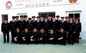 Freiwillige Feuerwehr Möckern