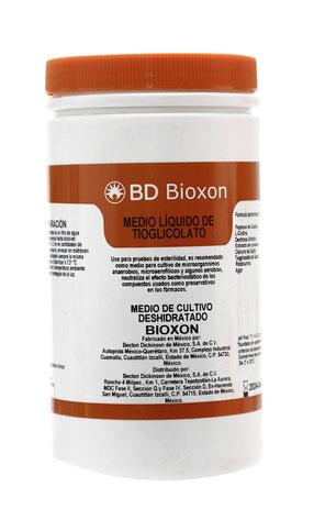211300 BD Bioxon® Medio Liquido de Tioglicolato, 450 g