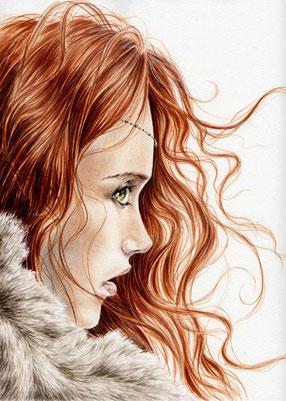 Aliénor, fille de sorcière