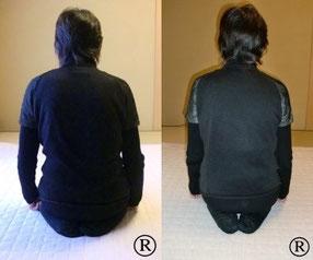 しんそう福井武生は、身体の歪みを改善して、美しい身体にしていきます。