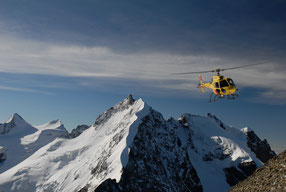 Helikopter Engadin