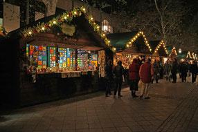 Weihnachtsmarkt  Bonn 2010