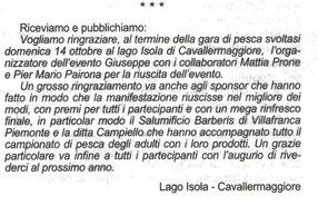 Corriere di Savigliano 25 Ott.