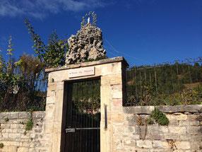 Couleurs d'automne à Saint-Aubin; Octobre 2016
