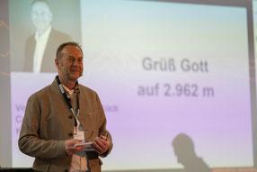 Chairmen Urs Brodbeck, Daniel Edelhoff Zahngipfel 2018 Kornhaus Kempten Vollkeramik Symposium
