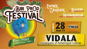 Bibi Prod Festival 20 Juillet 2019