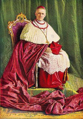 La couleur pourpre et écarlate de Babylone la grande se retrouve dans certains vêtements cléricaux.