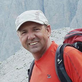 günther gramm - bergwanderführer
