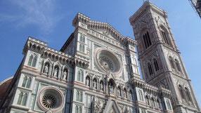 サンタ・マリア・デル・フィオーレ大聖堂(ドゥオーモ)写真はほんの一部。ブログにもっと大きな写真載せてます。