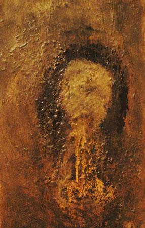 Acryl auf Holz, 70x50, 2017