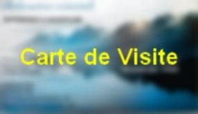 Cliquez sur la carte de visite pour ouvrir le lien