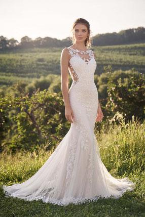 Jour de Fête Mariage Rodez collection robe de mariée Lillian West
